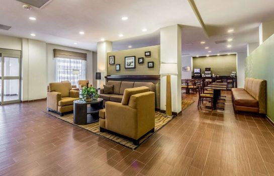 Lobby Sleep Inn and Suites Jourdanton - Pleasa Sleep Inn and Suites Jourdanton - Pleasa