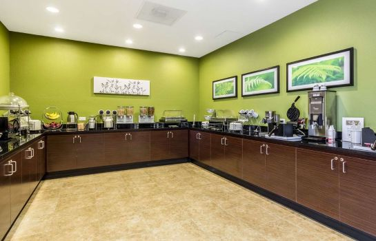 Ristorante Sleep Inn & Suites Jourdanton - Pleasanton