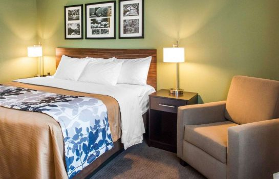 Buitenaanzicht Sleep Inn & Suites Defuniak Springs - Crestview