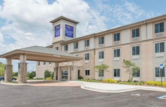Außenansicht Sleep Inn and Suites Defuniak Springs -
