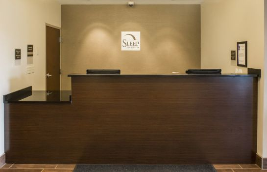 Lobby Sleep Inn & Suites Defuniak Springs - Crestview