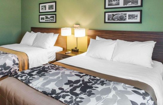 Kamers Sleep Inn & Suites Defuniak Springs - Crestview