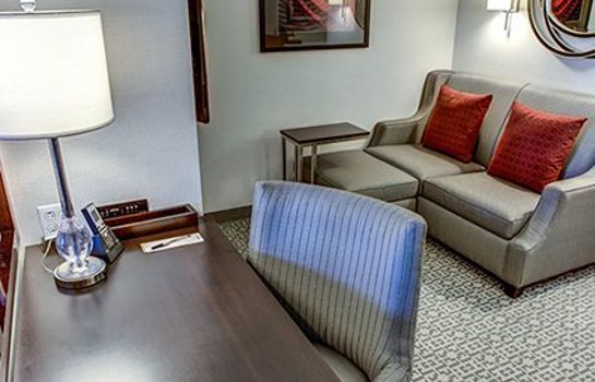 Zimmer Cambria hotel & suites Rockville