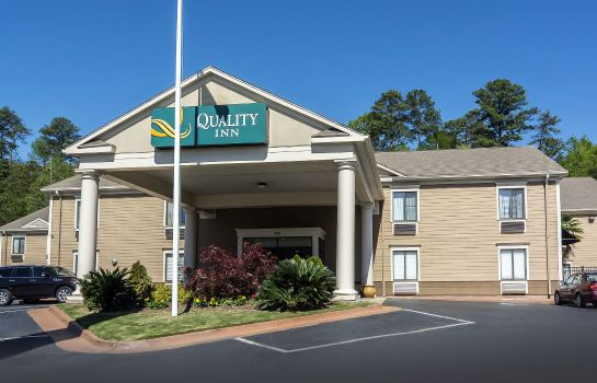 Vista exterior Quality Inn Phenix City