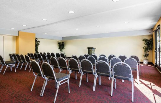 Sala de reuniones Quality Inn Phenix City