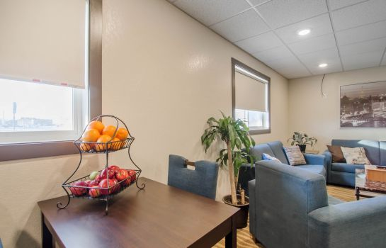 Hall Suburban Extended Stay Hotel Kindersley