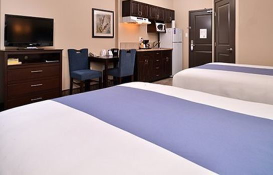 Suite Suburban Extended Stay Hotel Kindersley