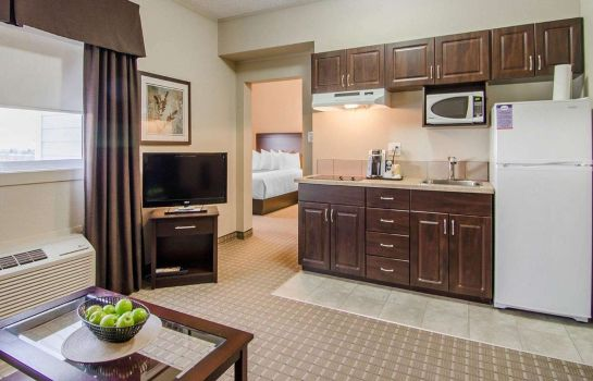 Doppelzimmer Komfort Quality Inn and Suites Kindersley