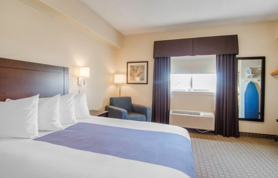 Camera Suburban Extended Stay Hotel Kindersley