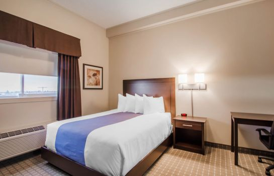 Zimmer Quality Inn and Suites Kindersley