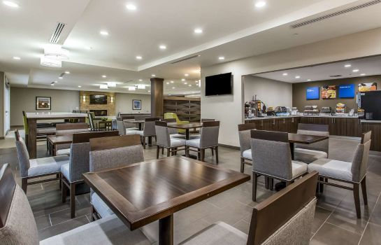 Restaurant Comfort Inn and Suites Snyder