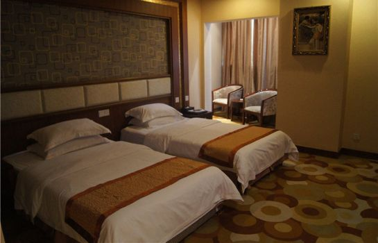 Double room (standard) Junhao Sunshine Hotel Ming Yue Road