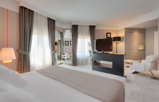 Junior Suite Grand Hotel Palace Rome
