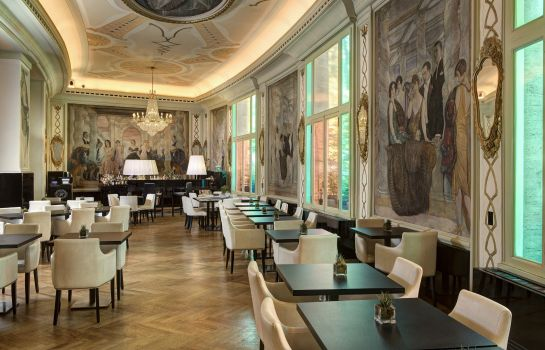 Restaurant Grand Hotel Palace Rome