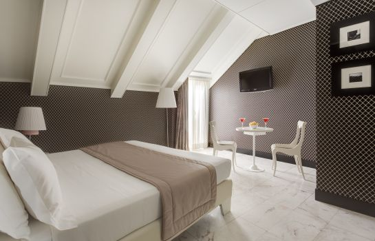 Doppelzimmer Standard Grand Hotel Palace Rome