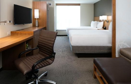 Zimmer Hyatt Place Kansas City/Lenexa City Cntr