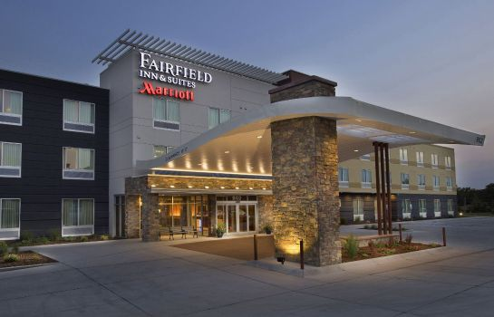 Außenansicht Fairfield Inn & Suites Scottsbluff