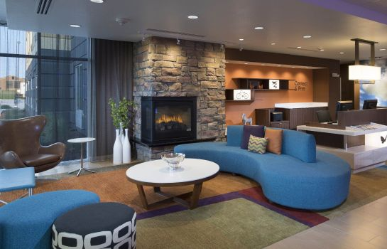Hol hotelowy Fairfield Inn & Suites Scottsbluff