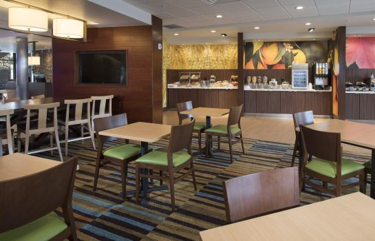 Restauracja Fairfield Inn & Suites Scottsbluff