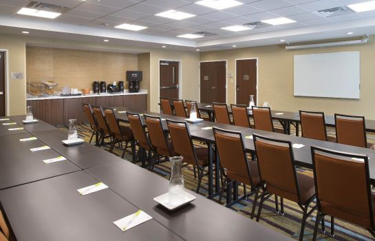 Sala konferencyjna Fairfield Inn & Suites Scottsbluff