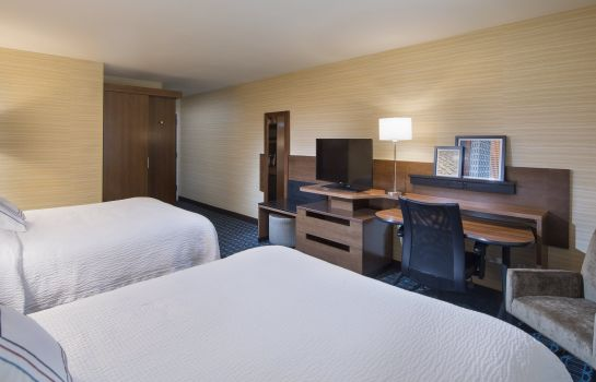Pokój Fairfield Inn & Suites Scottsbluff