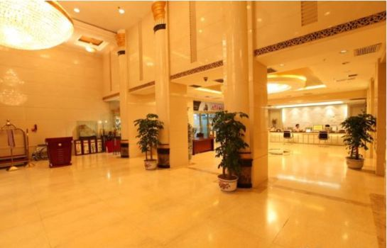 Hall Ning Xia Labor Union Hotel