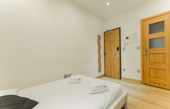 Double room (standard) Hyde Park Superior Apartments Western Aparts Ltd