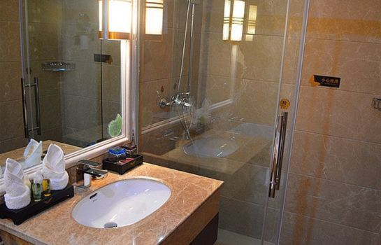 Bagno in camera Fu Yin Chang Le international hotel