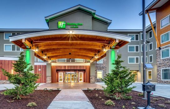 Buitenaanzicht Holiday Inn & Suites BELLINGHAM
