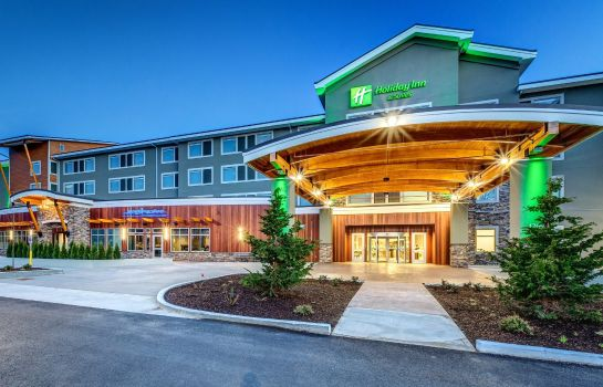 Vista esterna Holiday Inn & Suites BELLINGHAM