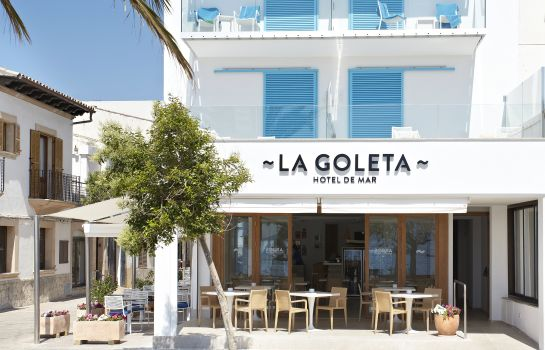 Außenansicht La Goleta Hotel de Mar Adults Only