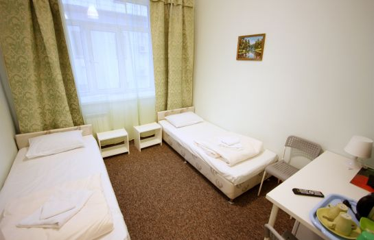 Tweepersoonskamer (comfort) Andron Hotel on Ilyicha Square