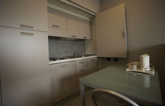 Kitchen in room Residence Cristina 52
