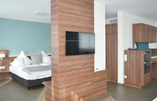 Suite Junior Apart-Hotel FirstBoarding Bayreuth