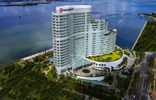 Vista esterna HUALUXE Hotels and Resorts HAIKOU SEAVIEW