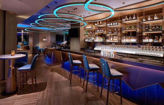 Hotel-Bar HUALUXE Hotels and Resorts HAIKOU SEAVIEW