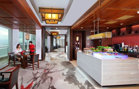 Hall HUALUXE Hotels and Resorts HAIKOU SEAVIEW