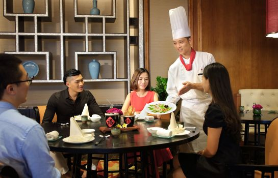 Restaurante HUALUXE Hotels and Resorts HAIKOU SEAVIEW