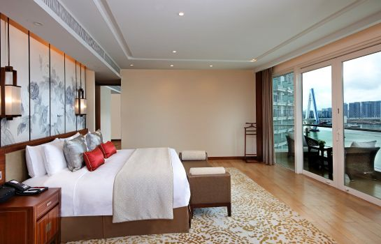 Suite HUALUXE Hotels and Resorts HAIKOU SEAVIEW