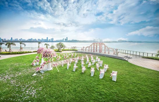 Tagungsraum HUALUXE Hotels and Resorts HAIKOU SEAVIEW