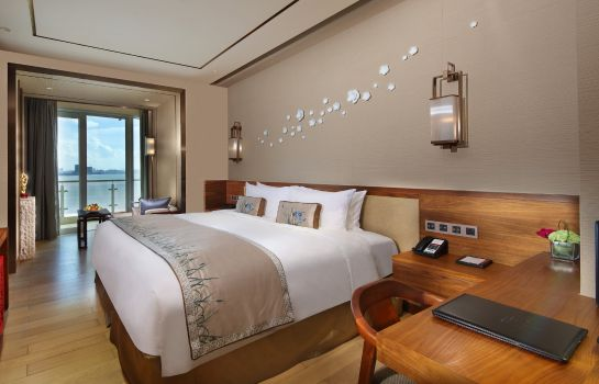 Zimmer HUALUXE Hotels and Resorts HAIKOU SEAVIEW