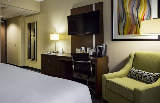 Zimmer Holiday Inn HOUSTON DOWNTOWN