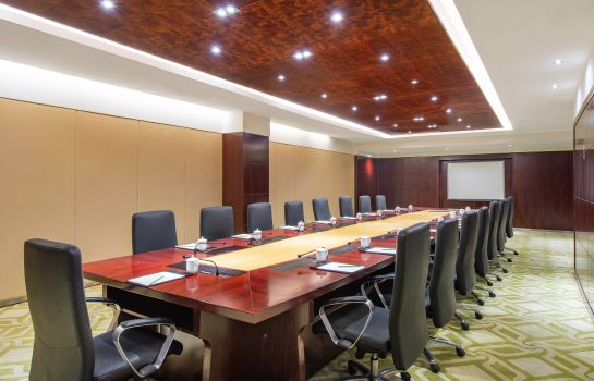 Conference room Holiday Inn TAIZHOU CMC