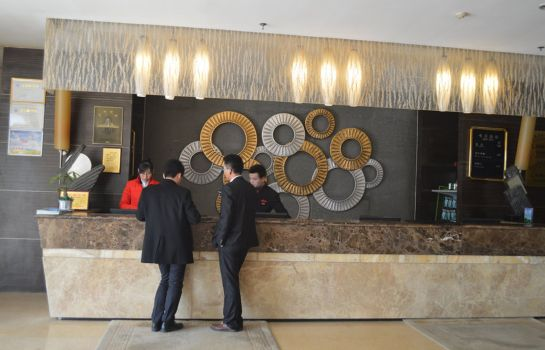 Recepción Sinolook Pillow Chain Hotel XinChang Road Branch