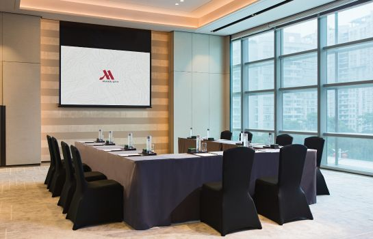 Conference room Shenzhen Marriott Hotel Nanshan