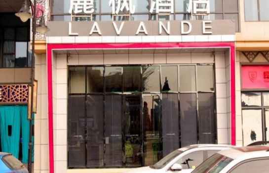 Foto Lavande Hotel Yinchuan International Convention and Exhibition Center Branch
