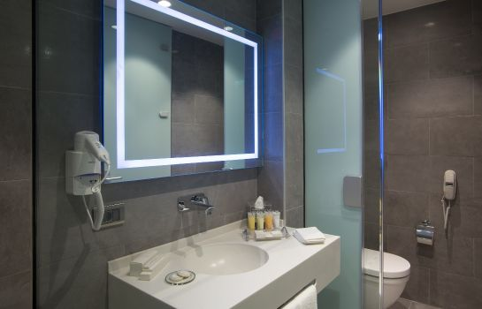 Bagno in camera Tav Airport Hotel İzmir
