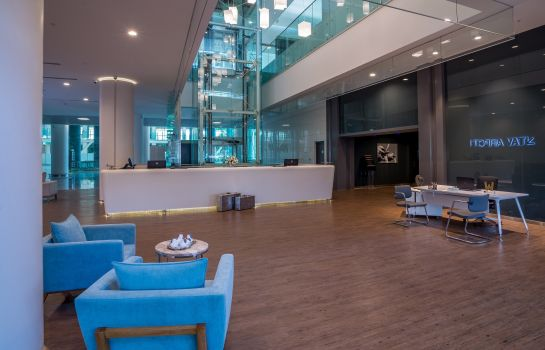 Reception Tav Airport Hotel İzmir