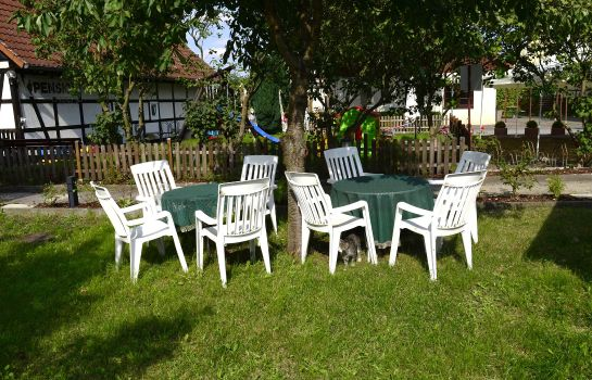 Tuin Pension Am Stadtrand