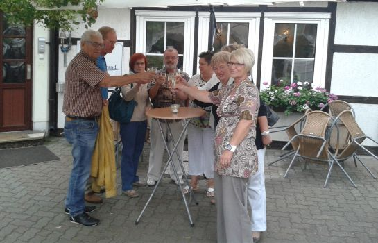 Terras Pension Am Stadtrand